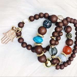 ❤️ 3 items for $20❤️ Bracelet Set 🎀